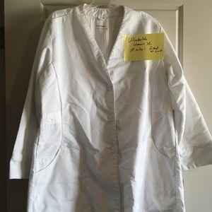 Jackets & Blazers - Wonderlab XL lab coat women's